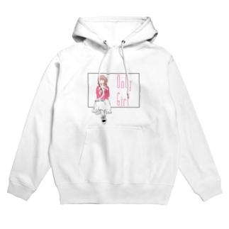 off-whiteのOnly Girl  Hoodies