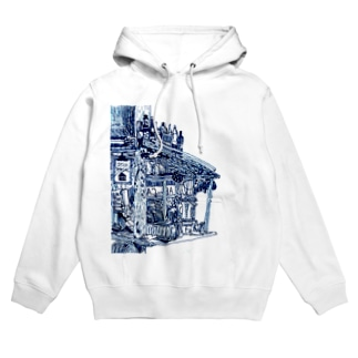 cafe Hoodies