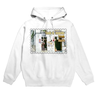FUCHSGOLDのスペイン:トレドの土産物店★白地の製品だけご利用ください!! Spain: Souvenier shop in Toledo★Recommend for white base products only !! Hoodies