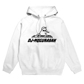DJ-MOGURASAN Hoodies