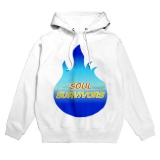 The Soul Survivors Soul & Fire Hoodies