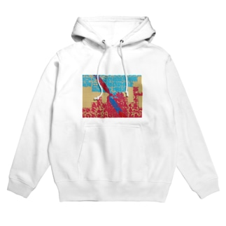A & B is hot Hoodies