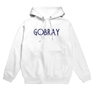 GOBRAY《御無礼御免》 Hoodies