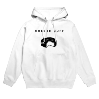 CHEESE BUFF<チーズ愛好家> Hoodies
