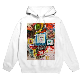 Chaos_Graffiti Hoodies