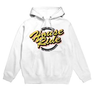 house ride2019/fw Hoodies