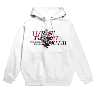 roSe gardEn Xlub Hoodies