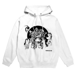 Forgive me hoodie Hoodies