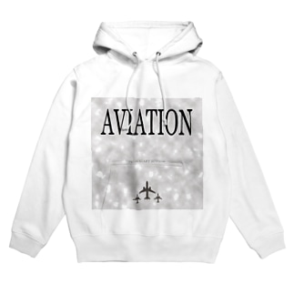 #41 「AVIATION」~所沢市~ Hoodies