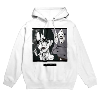 It's a comedy Hoodies