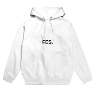 FES. Hoodies