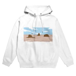 Monument Valley Hoodies