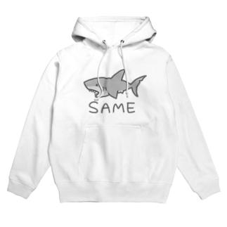 SAME(色付き) Hoodies