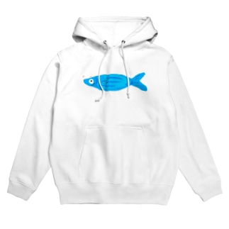 Smile fish Hoodies