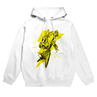 Faster and Louder Hoodies