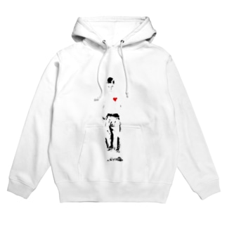 You gotta listen to your heart what dose it say ? Hoodies