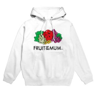 Fruit of the Mum Hoodies