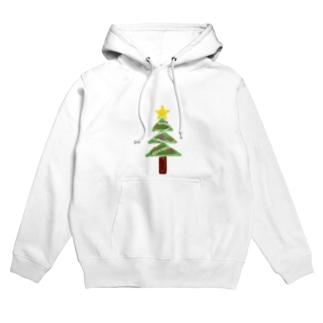 クリスマス Hoodies