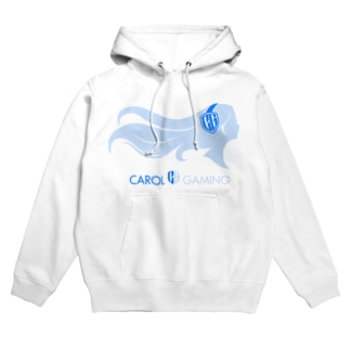 CarolGaming(Blue) Hoodies