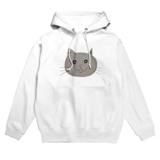 Happy Lucky cat  Hoodies