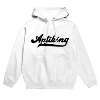 AntiKing Hoodies