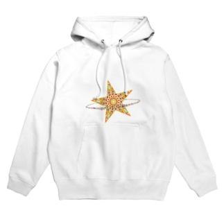 星と星屑 Hoodies