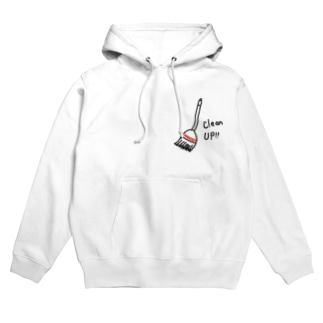Clean up  Hoodies