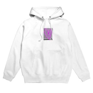 Neon Heart❤︎ Hoodies