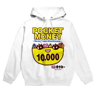 POCKET MONEY Hoodies