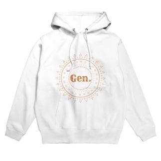 Gen. Logo Hoodies