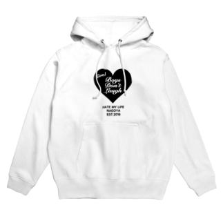 COOI BOYS DON'T LAUGH Hoodies