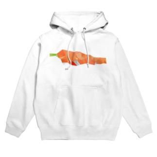 carrot Hoodies