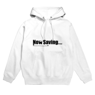 Now Saving_white Hoodies
