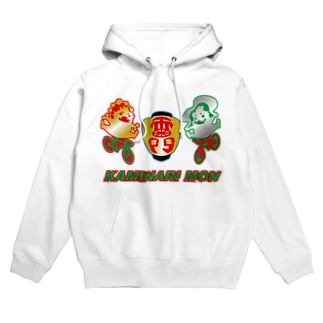 KAMINARIMON Hoodies