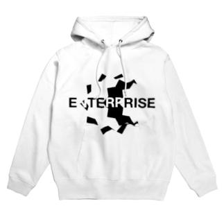Enterprise 01 Hoodies