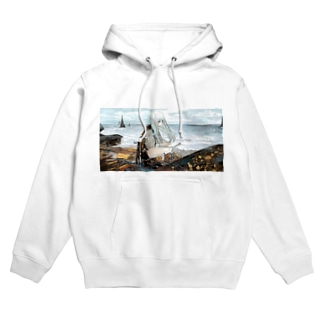 ALGL No.1351 Hoodies