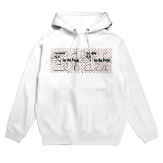 I'm looking for the Power ブラウン Hoodies