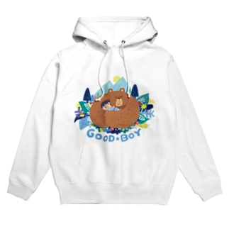 GOOD BOY Hoodies