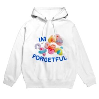 Gummy(I'm forgetful) Hoodies