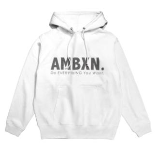 AMBXN-アンビション-FOODIE Hoodies