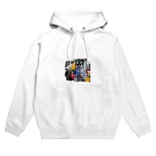 Andy THE CIRCLE Hoodies