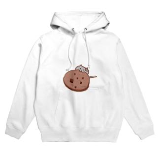 ネコクッキー Hoodies