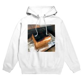 焦げパン Hoodies
