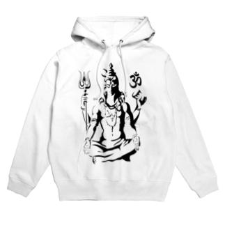 Shiva Hoodies