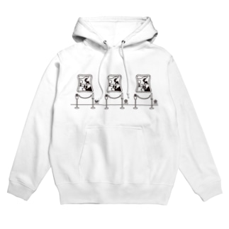 ORUBYのBread Art Museum Hoodies