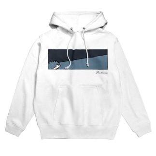 Fukane|HARINEZUMI (Night) Hoodies