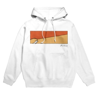 Fukane|HARINEZUMI (Day) Hoodies