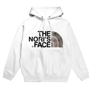the nori's face Hoodies