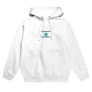 ☆スター(星)☆  EiGhTy-8 Hoodies