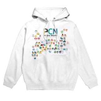 PCN in the World Ver1.2.0 Hoodies